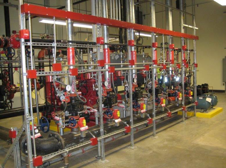Inspection, Testing, and Maintenance of Sprinkler Systems